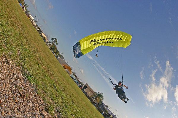 Parachute Carve