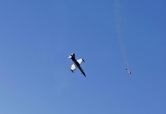Chase-L39 Jet-Wingsuit