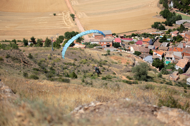 speedfly ridge soaring-spain